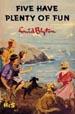 英语有声章节书The Famous Five by Enid Blyton 21部 MP3/文本 英音9718 作者:sky 帖子ID:1320