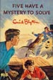 英语有声章节书The Famous Five by Enid Blyton 21部 MP3/文本 英音7795 作者:sky 帖子ID:1320