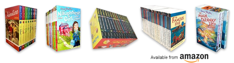 Enid Blyton Boxed Sets, Collections, Complete Sets