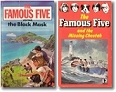 Famous Five by French author Claude Voilier